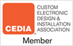 Digitronic is a member of CEDIA